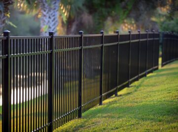 metal fence and gate repair Quincy