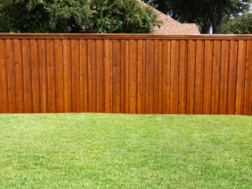 wood fence installation and repair Quincy ma