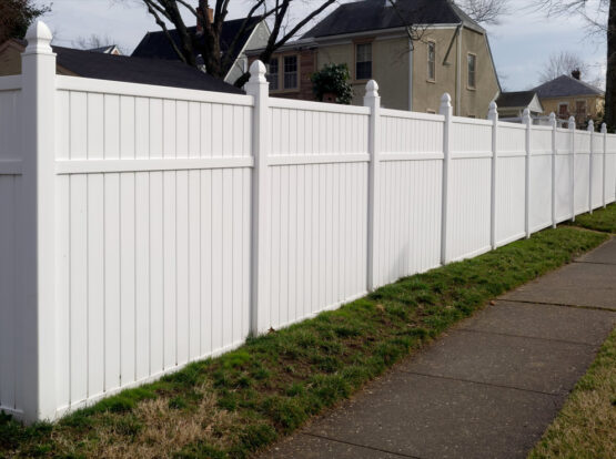 fence installation Quincy ma